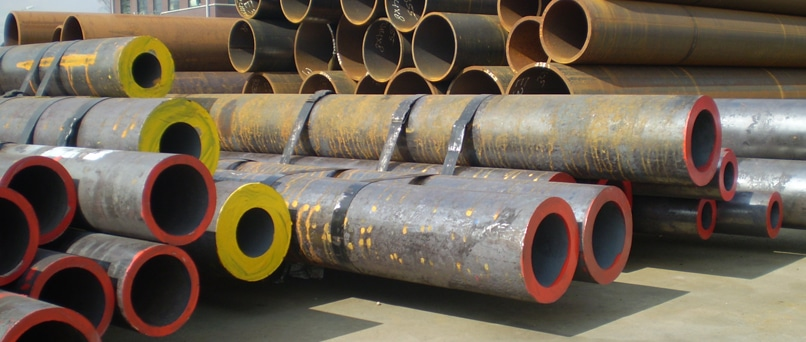ASTM A335 Alloy Steel P5 Pipes