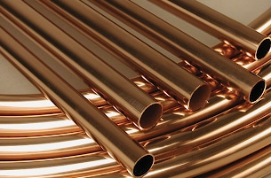 Copper Pipes and Tubes   Copper Tubing   Cu Seamless Bus Pipe