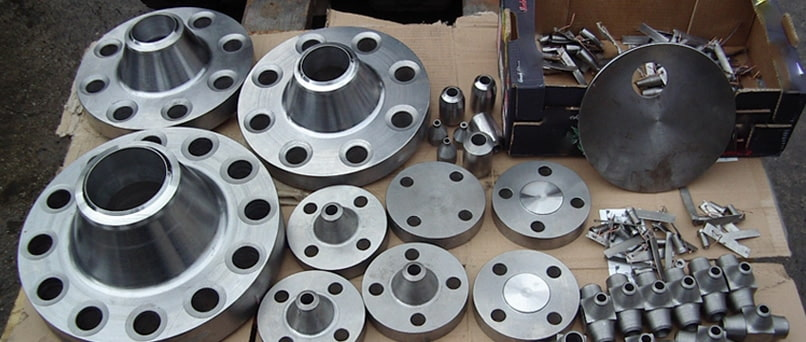 Alloy Steel ASTM A182 Flanges