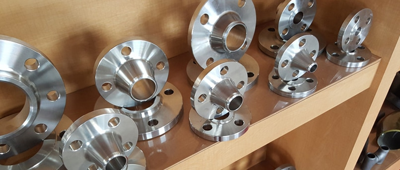 Stainless Steel Super Duplex UNS S32760 Flanges