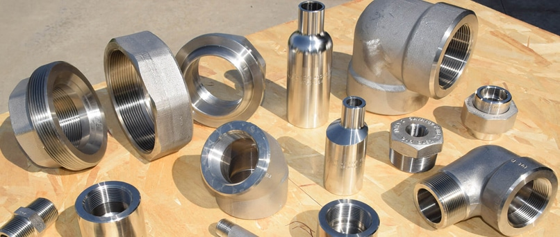 Stainless Steel 310H Forged Pipe Fittings