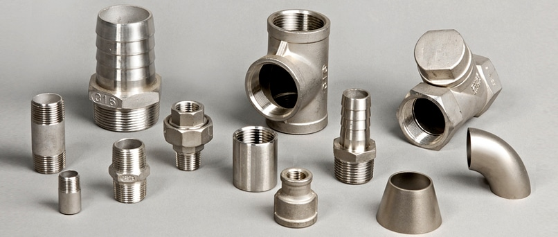 Stainless Steel 347/347H Forged Pipe Fittings