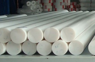 Delrin / Polyacetal Round Bars and Rods