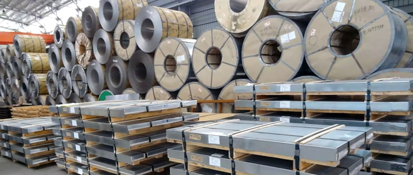Monel K500 Sheets, Plates, Coils