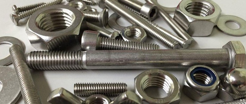Stainless Steel Fasteners, SS Fasteners, Stainless Steel Bolts, Nuts